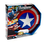 Captain America Avengers Attack Shield