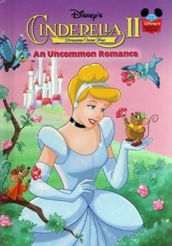 Cinderella ii dreams come true disney wonderful world of reading