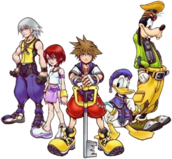 KH characters