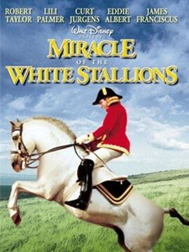 Miracle of the White Stallions - Poster