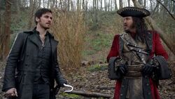 Once Upon a Time - 6x16 - Mother's Little Helper - Blackbeard and Hook