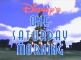 Disney's One Saturday Morning