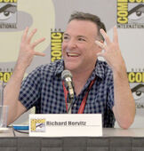 Richard Horvitz SDCC