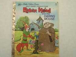 Robin Hood and the Daring Mouse