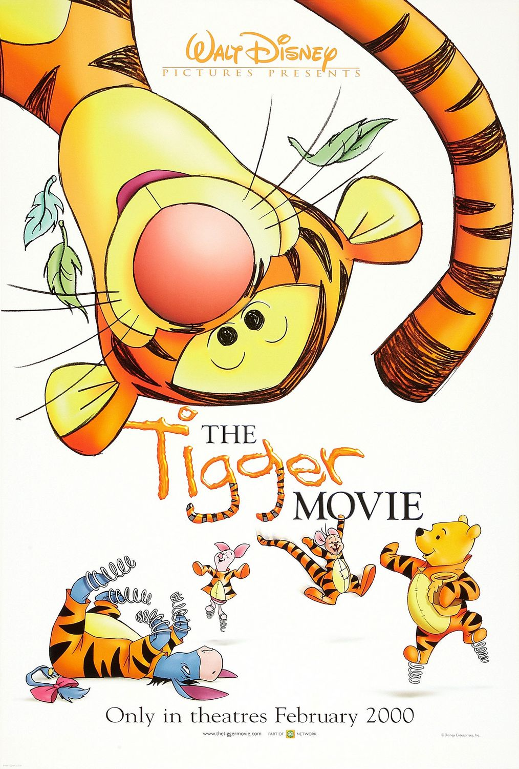 The Tigger Movie Disney Wiki Fandom Powered By Wikia