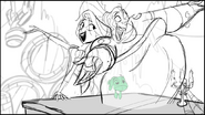 The Wrath of Ruthless Ruth storyboard 3