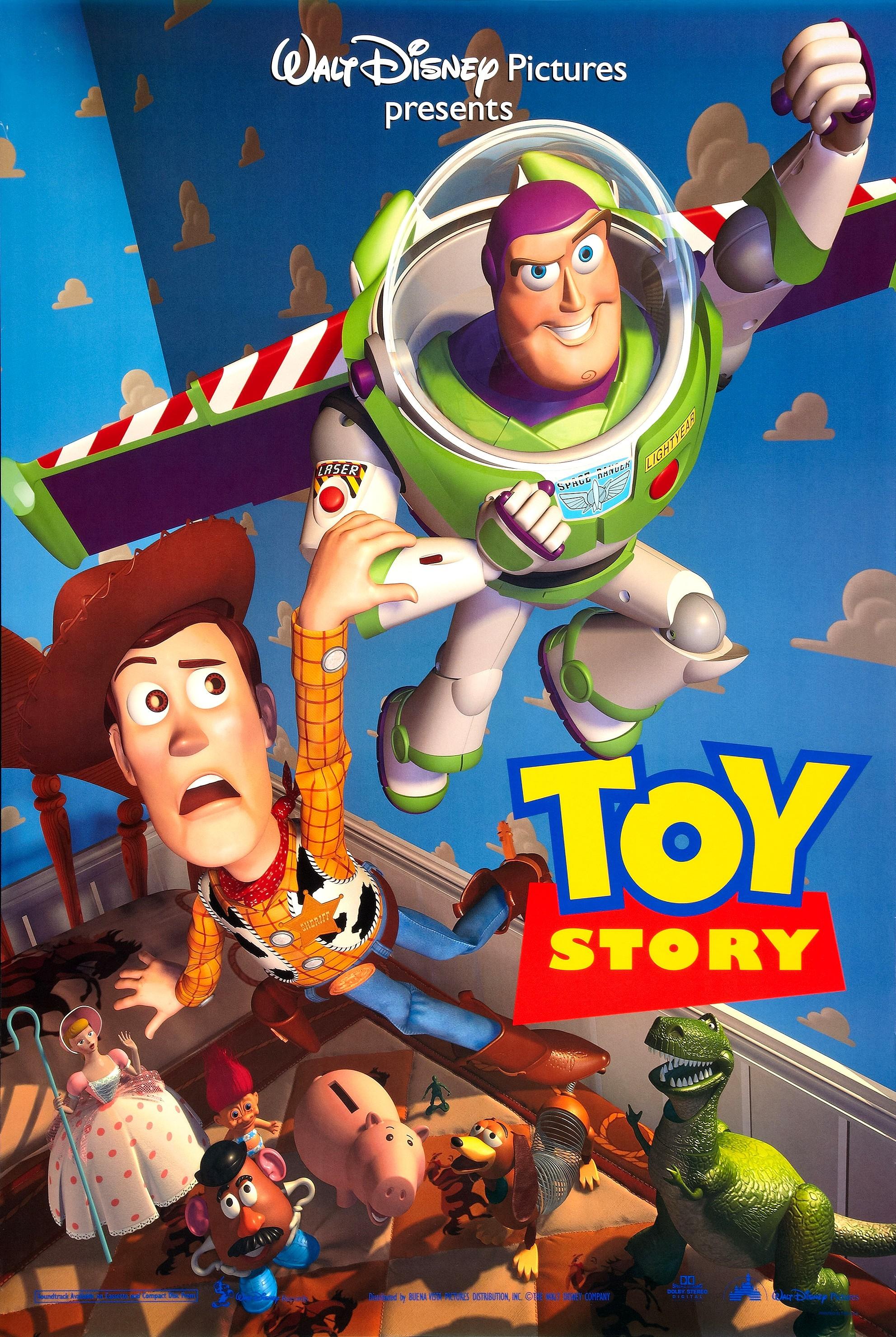 トイ・ストーリー | Disney Wiki...