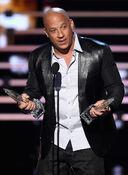 Vin Diesel at Peoples Choice Awards