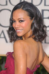 Zoe Saldana 67th Golden Globes