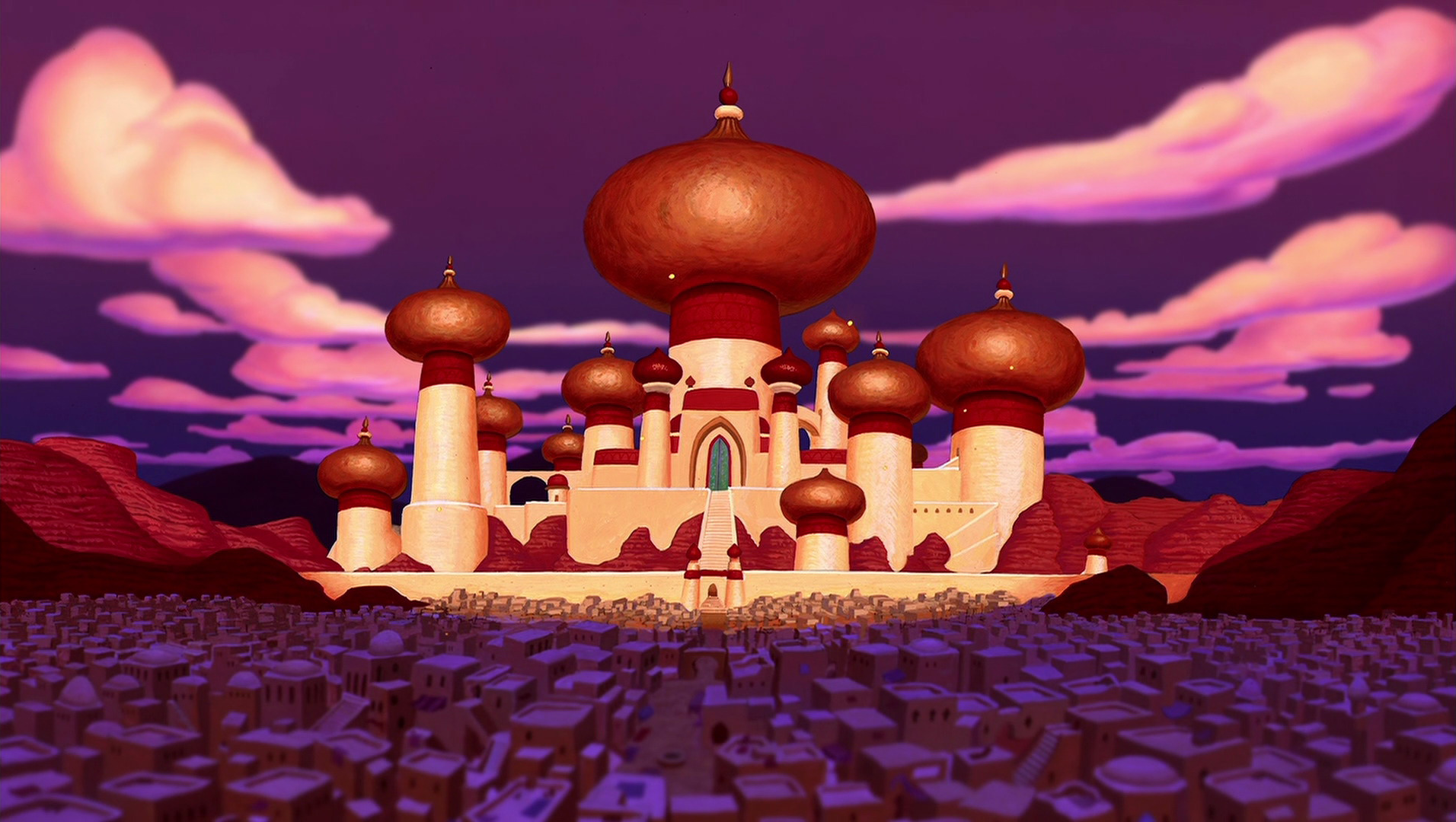 Agrabah Disney Wiki Fandom Powered By Wikia