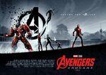 Avengers Endgame - ODEON Poster (2)