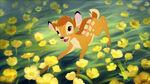 Bambi-Cartoon-Image-Flower-meadow-Hd-Backgrounds-Wallpapers-for-Dekstop-1920x1080-1680x1050