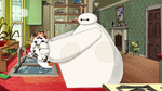 Baymax and Mochi 6