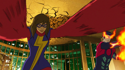 Captain Marvel AUR 09