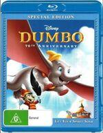 Dumbo 2010 AUS Blu Ray