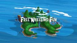 Free Wheeling Fun