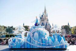 Frozen Fantasy Parade TDL
