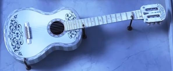 H 233 Ctor S Guitar Disney Wiki Fandom Powered By Wikia