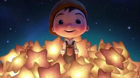 """Pixar- Short Film Pixar -25 """"La Luna"""" (2011)"""