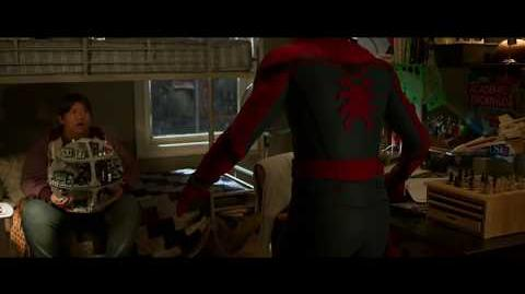 "Spider-Man Homecoming Movie Clip ""You're The Spider-Man"""
