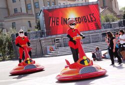 The Incredibles' Challenge Paris