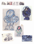 Toy Story sketchbook 020