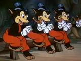 Los Tres Lobitos