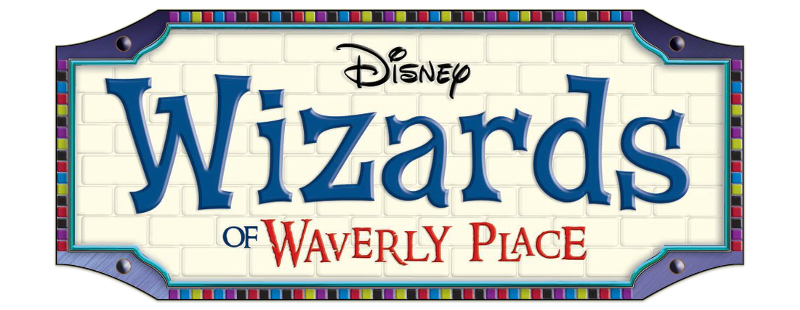 File:Wizards of Waverly Place logo.png