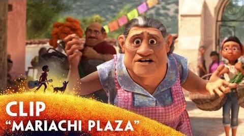 """Mariachi Plaza"" Clip - Disney Pixar's Coco"