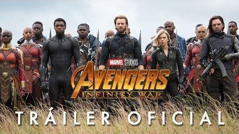 Avengers Infinity War, de Marvel Studios – Tráiler Oficial