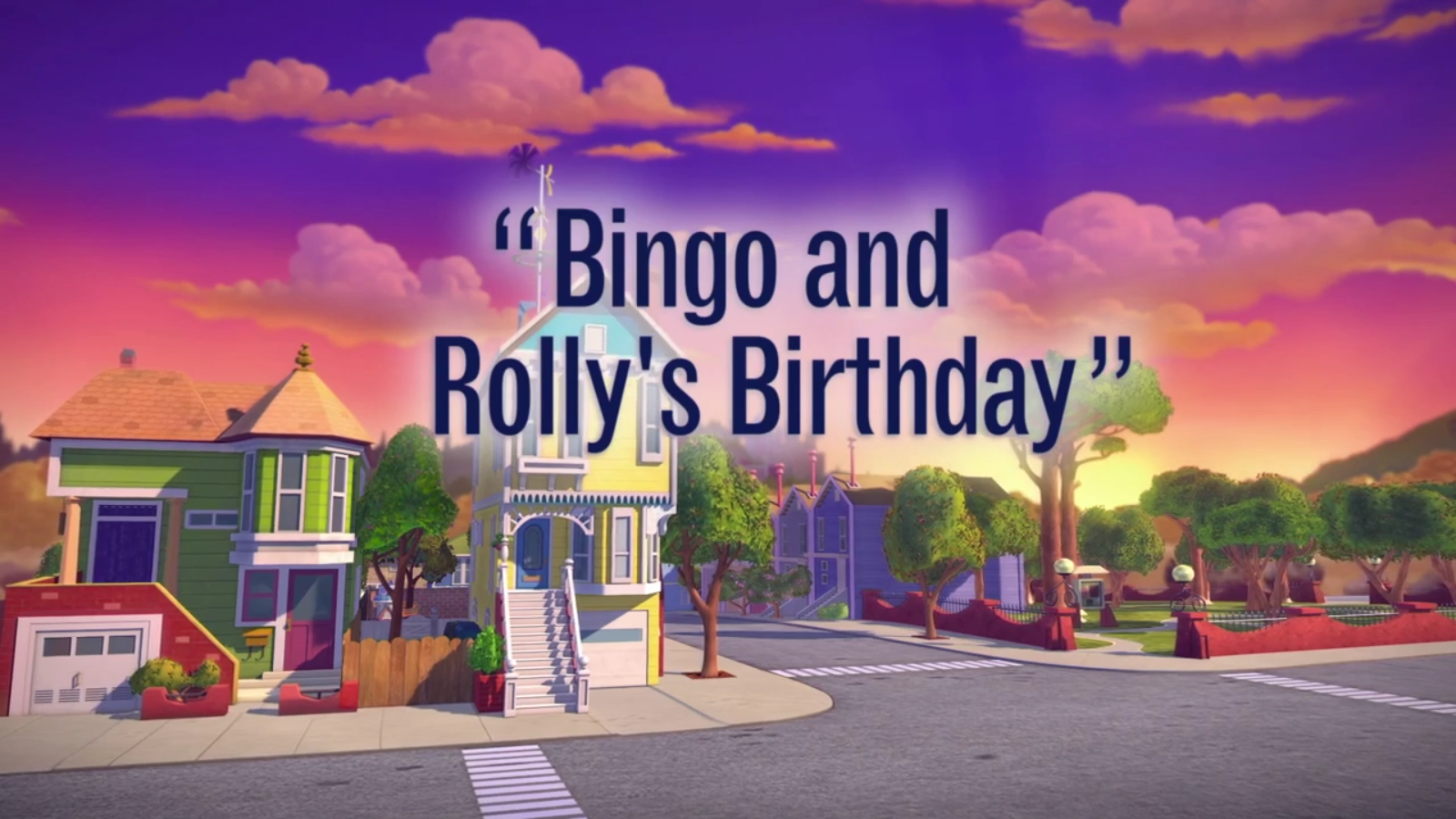 Bingo S And Rolly S Birthday Disney Wiki Fandom Powered By Wikia