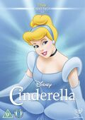 Cinderella UK DVD 2014 Limited Edition slip cover