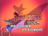 Darkwing Duck - Der Schrecken der Bösewichte
