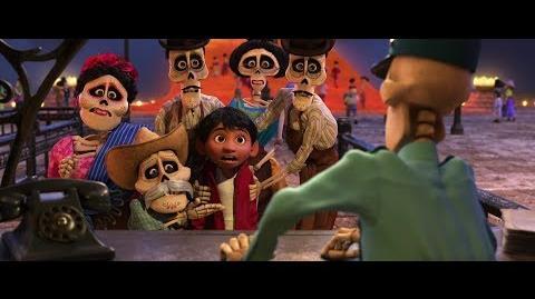 Disney•Pixar COCO - Trailer (NL gesproken) - Disney NL