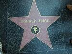 Donald Duck HWOF