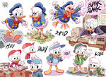 DuckTales 2017 Concept Art 11