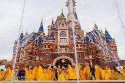 Golden Fairytale Fanfare Shanghai