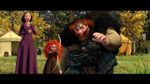 Happy Father's Day - Disney•Pixar's BRAVE - June 22