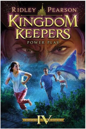 Kingdom Keepers Characters Kingdom Keepers...