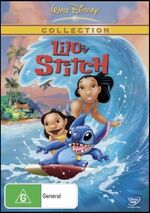 Lilo & Stitch 2006 AUS DVD