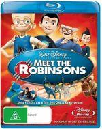 Meet the Robinsons 2007 AUS Blu Ray