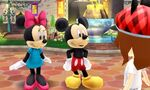 Mii meets mickey minnie
