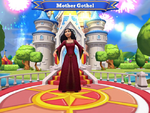 Mother Gothel Disney Magic Kingdoms Welcome Screen