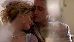 Once Upon a Time in Wonderland - 1x13 - And They Lived... - Will and Ana at Wedding