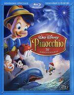 Pinocchio 2009 Italy Blu-Ray
