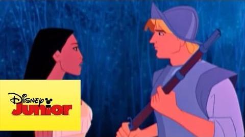 Pocahontas Cores do Vento