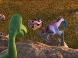 Los Velocirraptores (The Good Dinosaur)