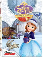 Sofia the First - Holiday in Encancia DVD