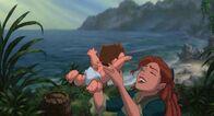 Tarzan's mother