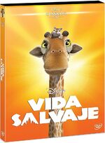 The Wild Mexico DVD